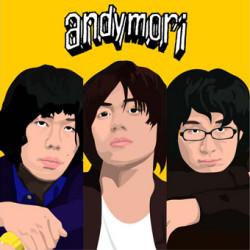 andymori「andymori」