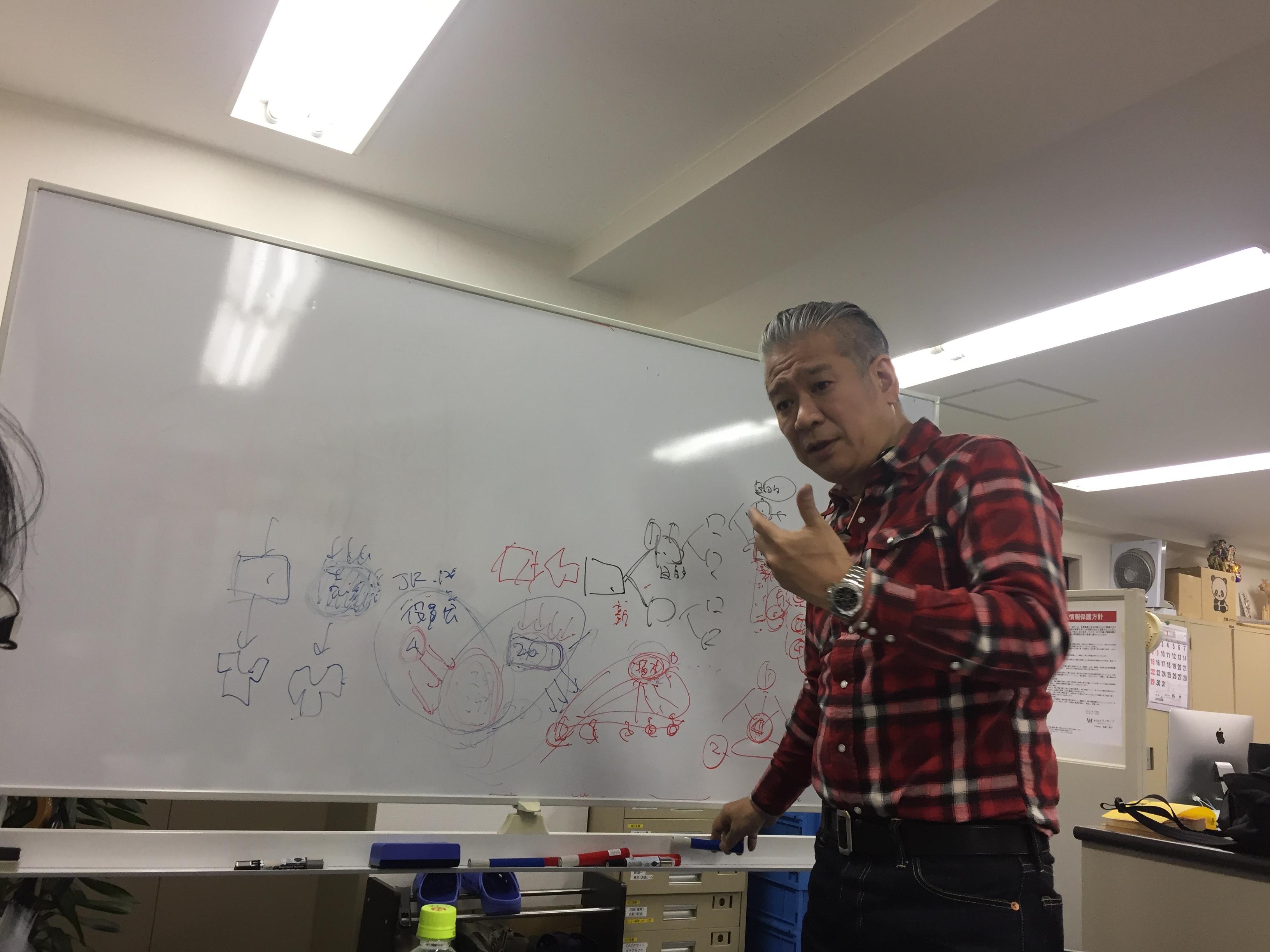 今回も熱のこもっている坪井秀樹先生